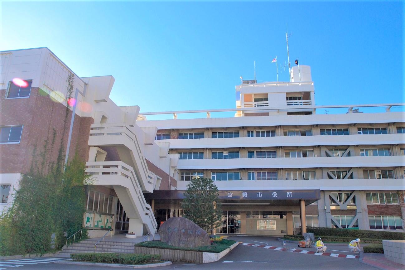 記事宮崎市役所本庁舎 取壊/建替のイメージ画像