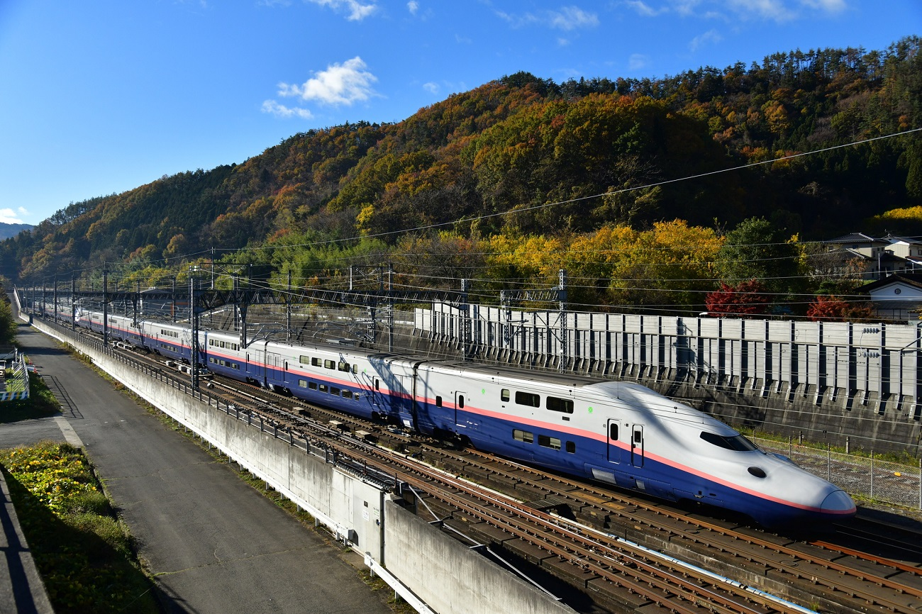 記事上越新幹線 E4系MAX編成 定期運行終了のイメージ画像