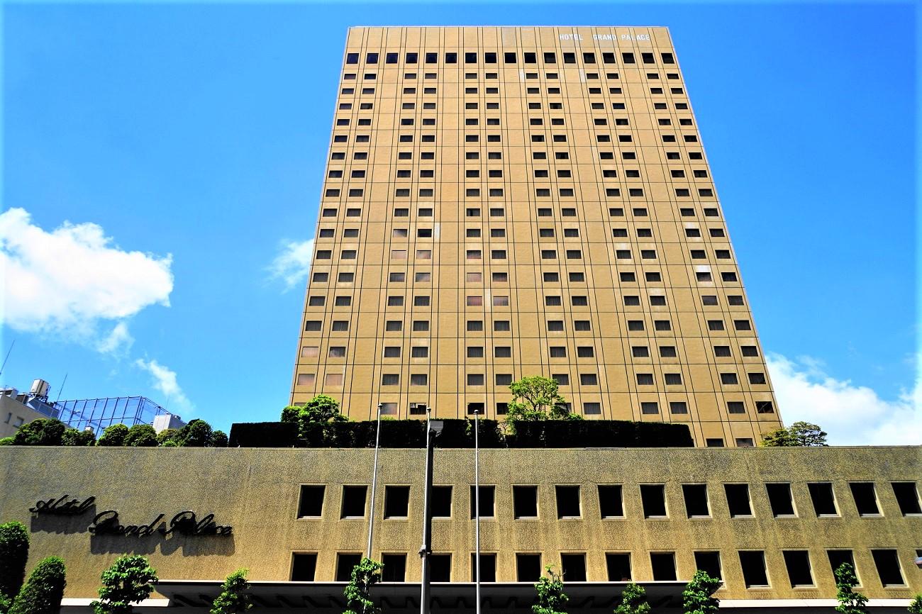 記事ホテルグランドパレス 営業終了のイメージ画像