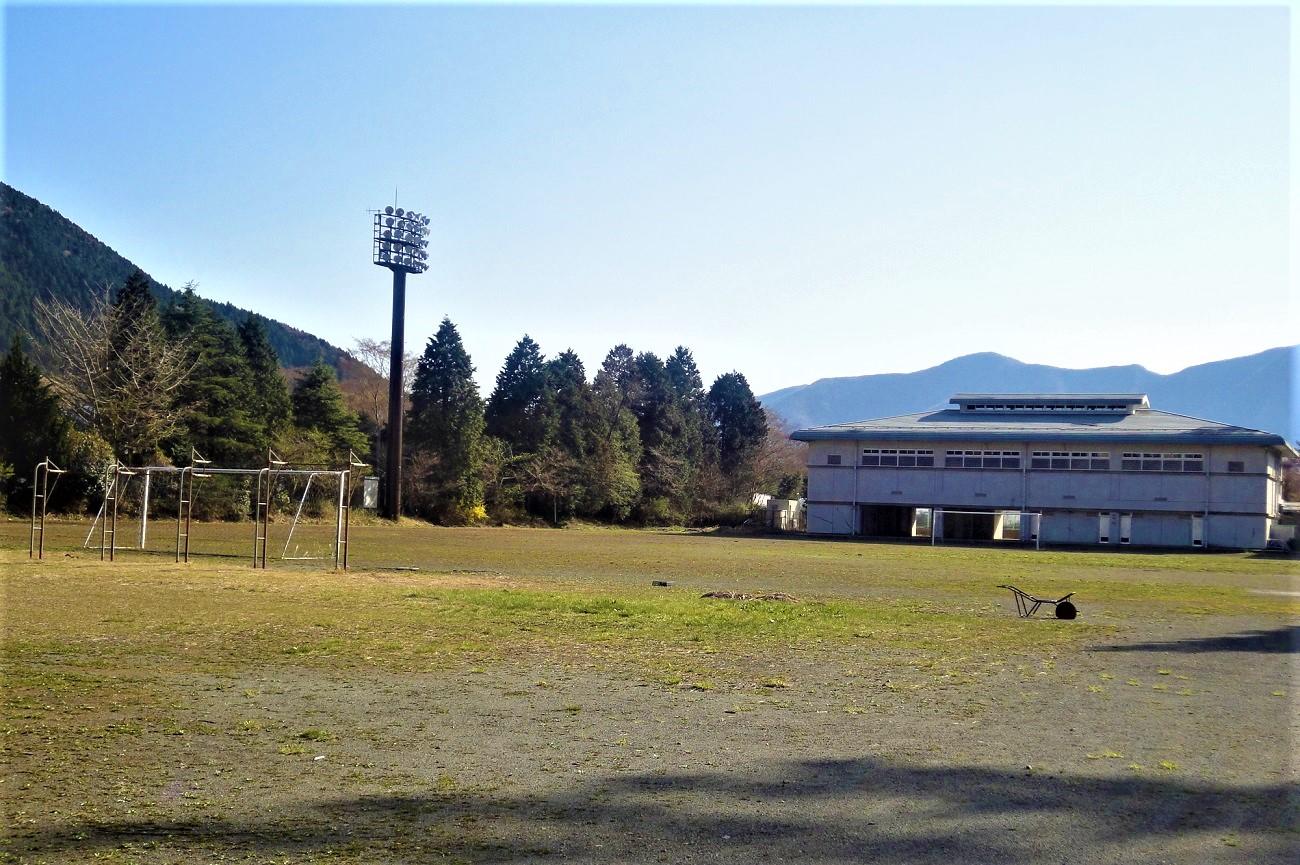 記事箱根町立仙石原中学校 閉校のイメージ画像
