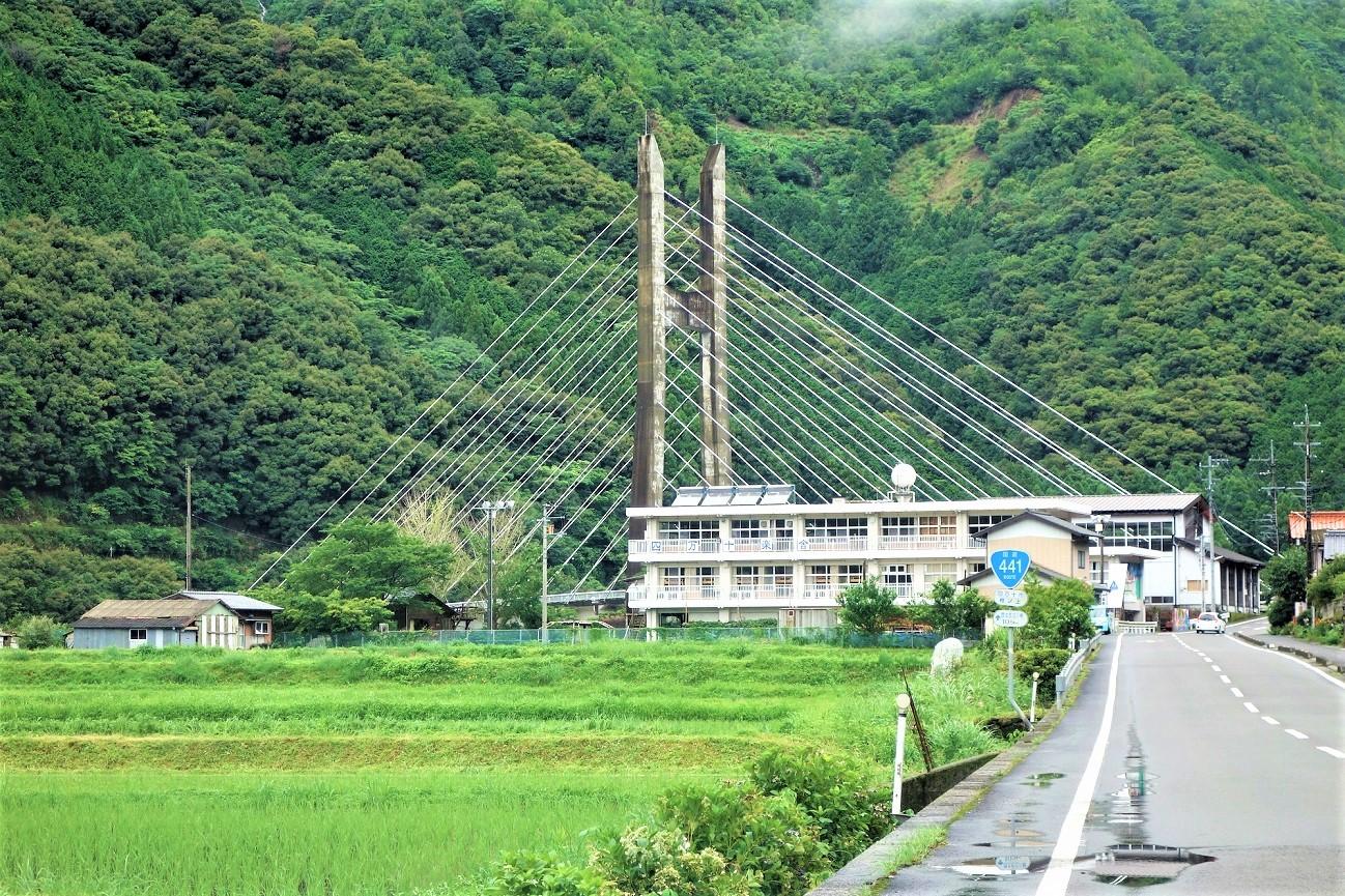 記事西土佐村立中半小学校 閉校のイメージ画像