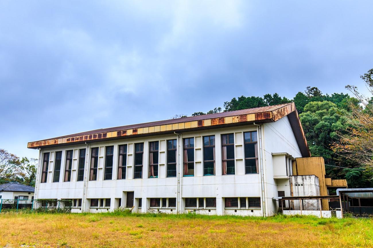 対馬市立佐護小中学校