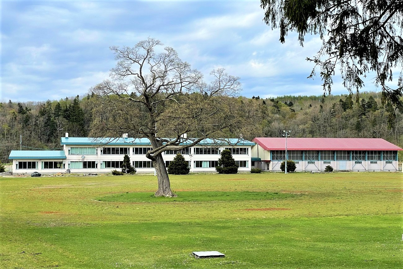 記事名寄市立風連日進小中学校 閉校のイメージ画像