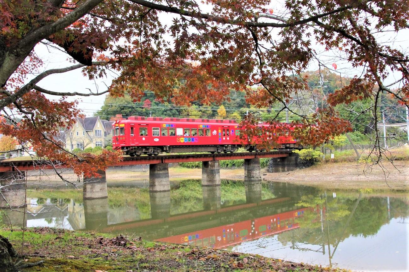 記事和歌山電鐵 おもちゃ電車 引退 のイメージ画像