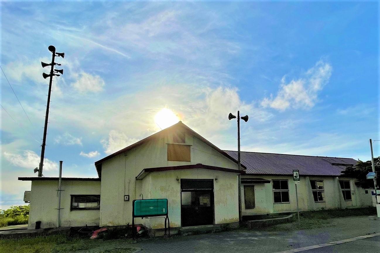 積丹町立神岬小学校