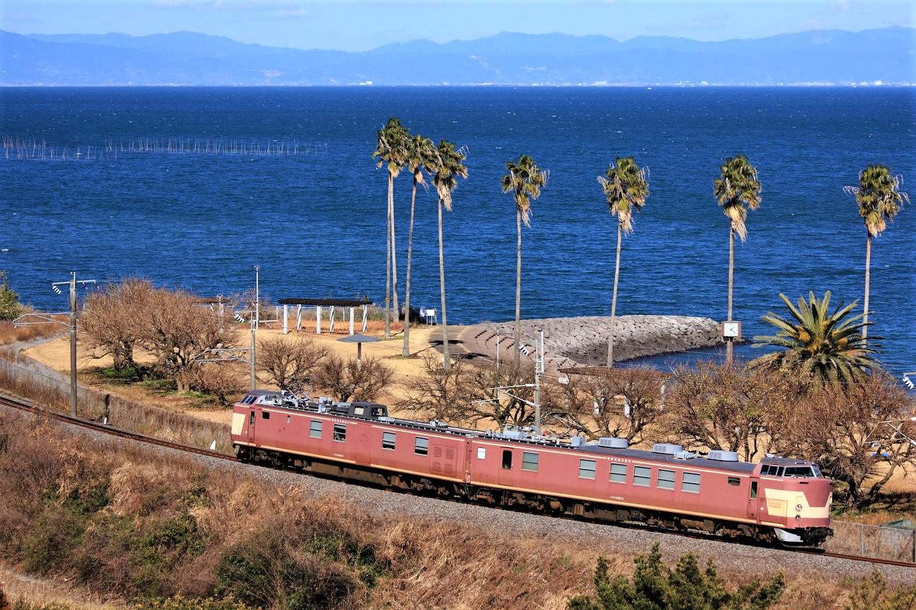 記事JR西日本 443系検測専用電車 引退のイメージ画像