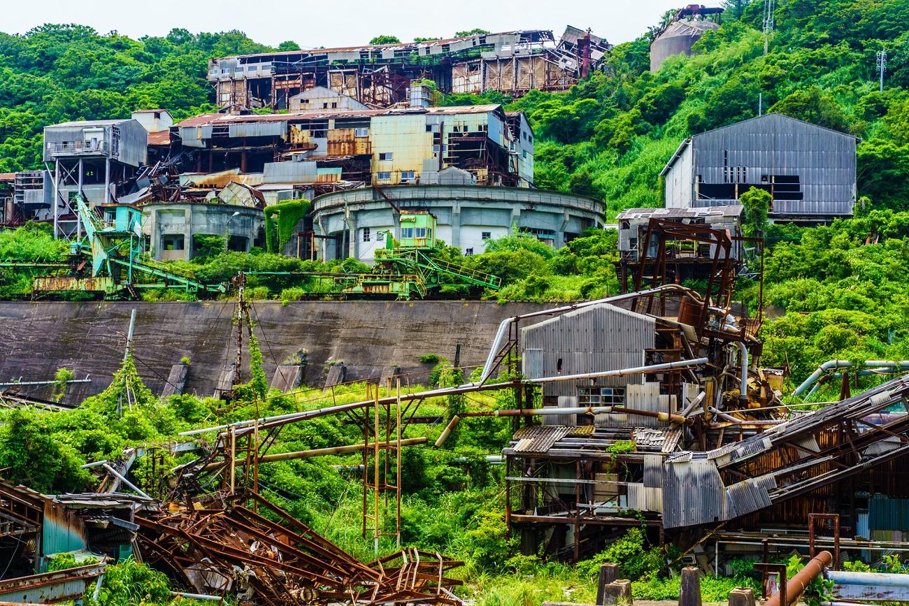 記事池島炭鉱 閉山のイメージ画像