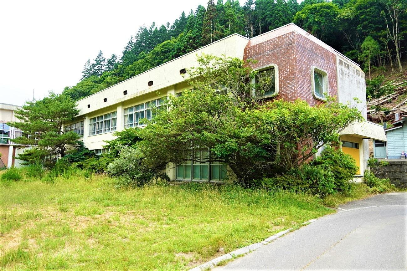 恵山町立日浦小学校