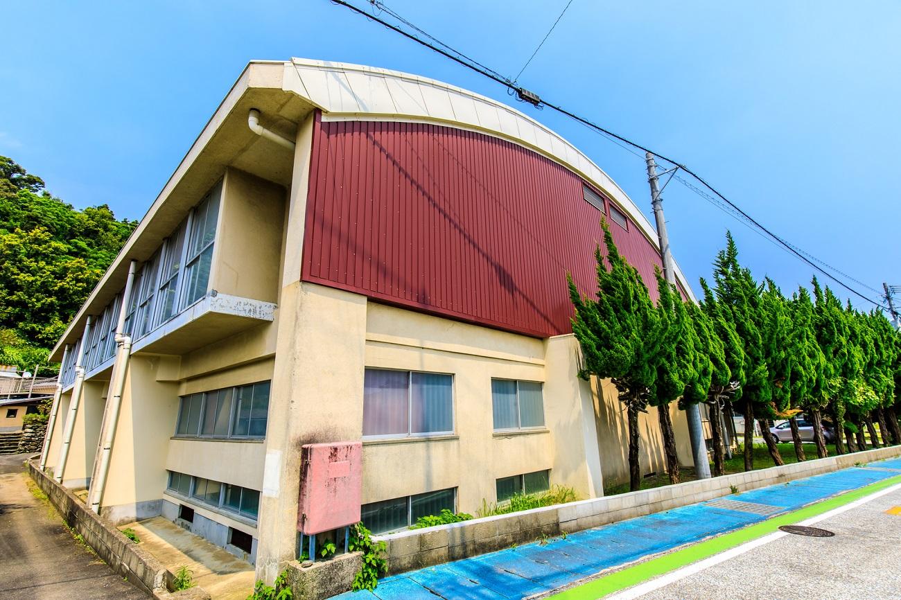 長崎市立神浦中学校