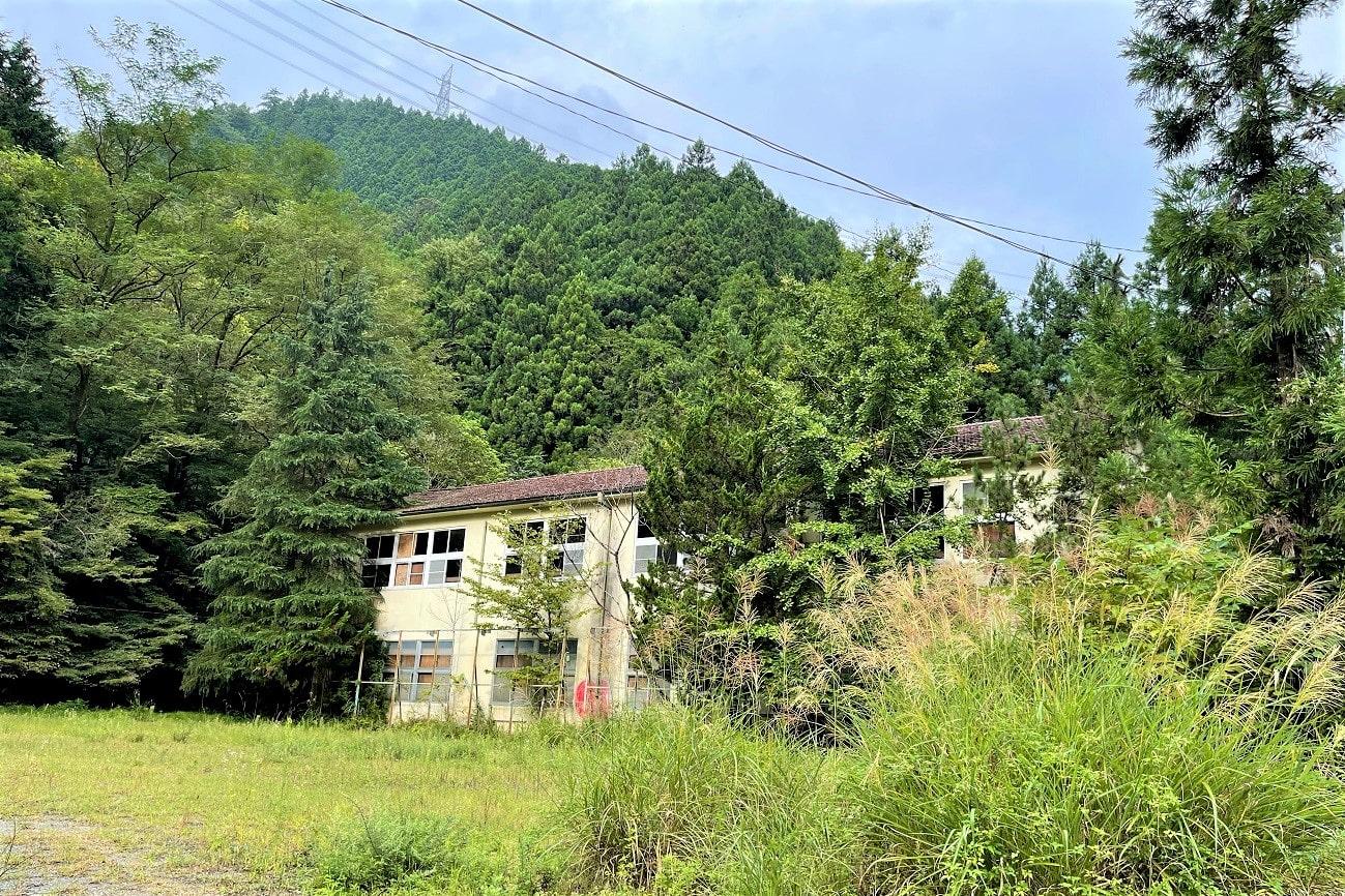 埼玉県秩父市立浦山中学校