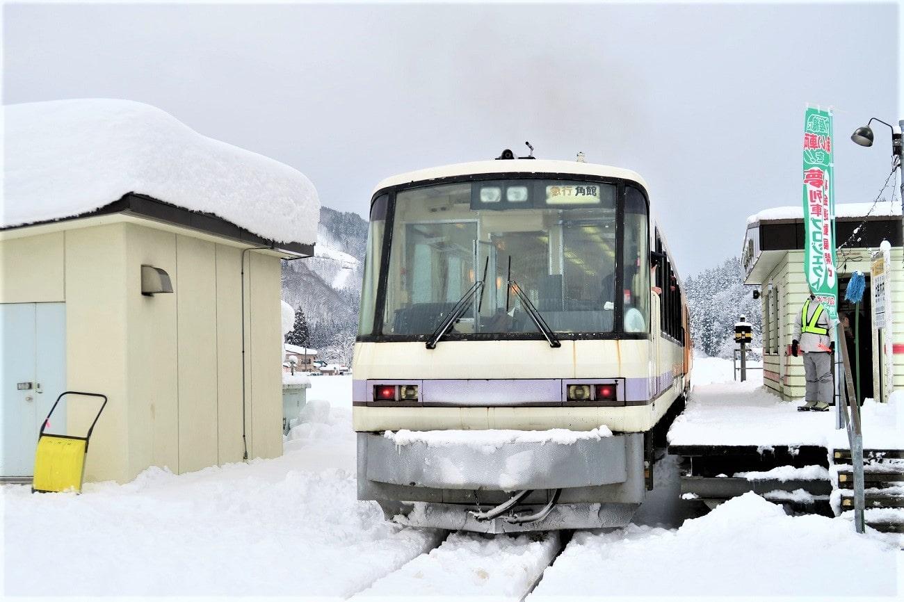 秋田内陸縦貫鉄道AN-8900形