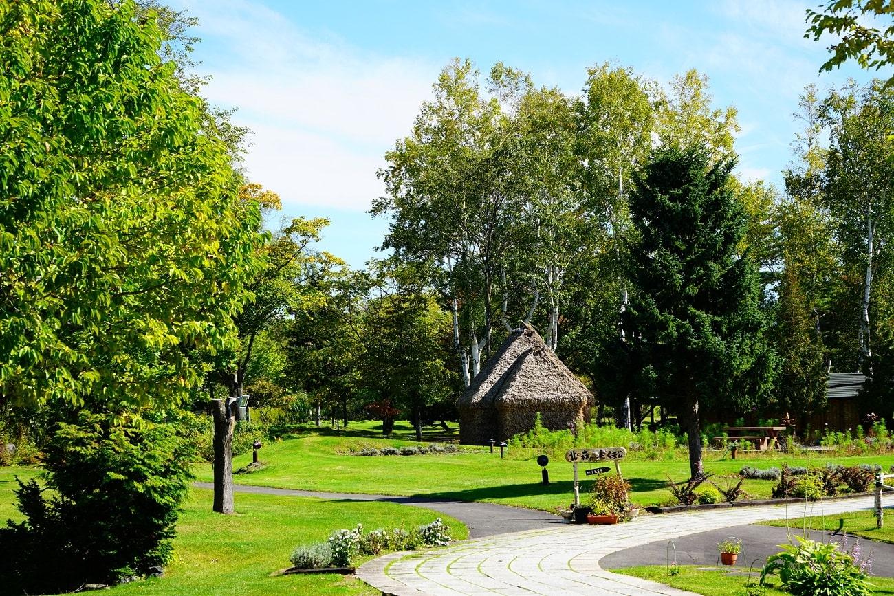 北の森ガーデン