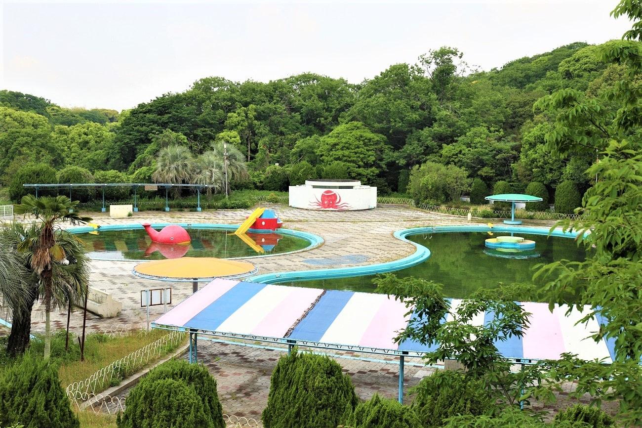 記事大高緑地水泳場[大高プール] 閉鎖/取壊のイメージ画像