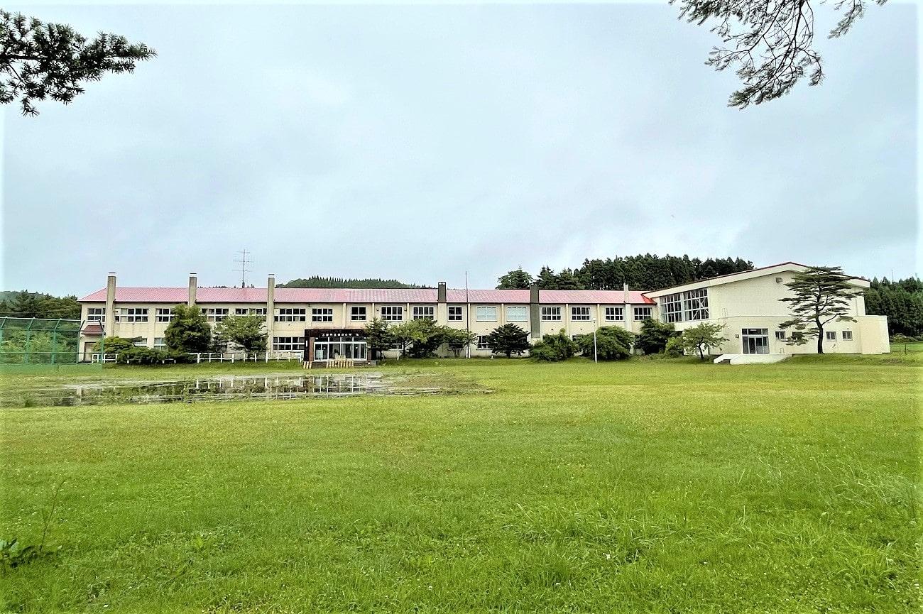 記事乙部町立姫川小中学校 閉校のイメージ画像