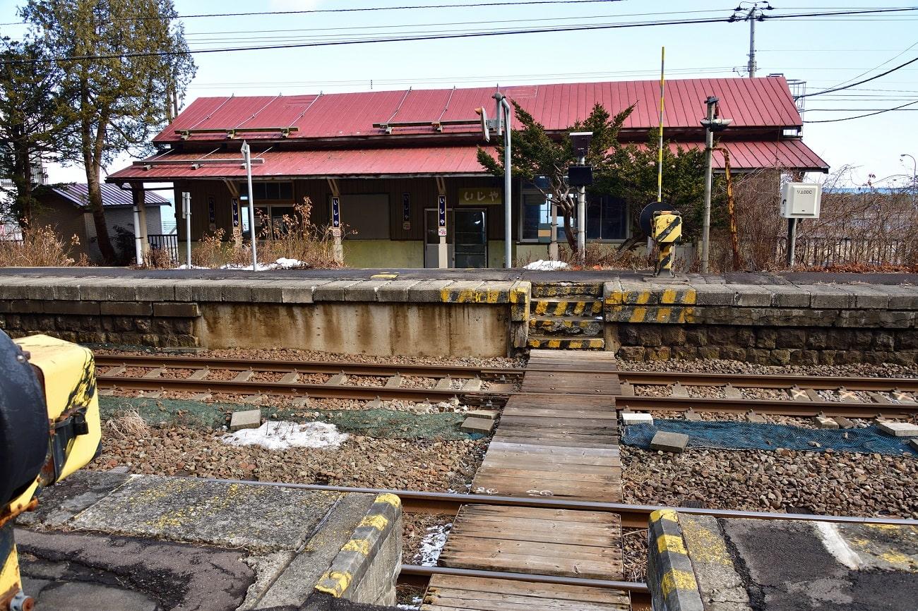 記事函館本線 石谷駅 廃駅かのイメージ画像