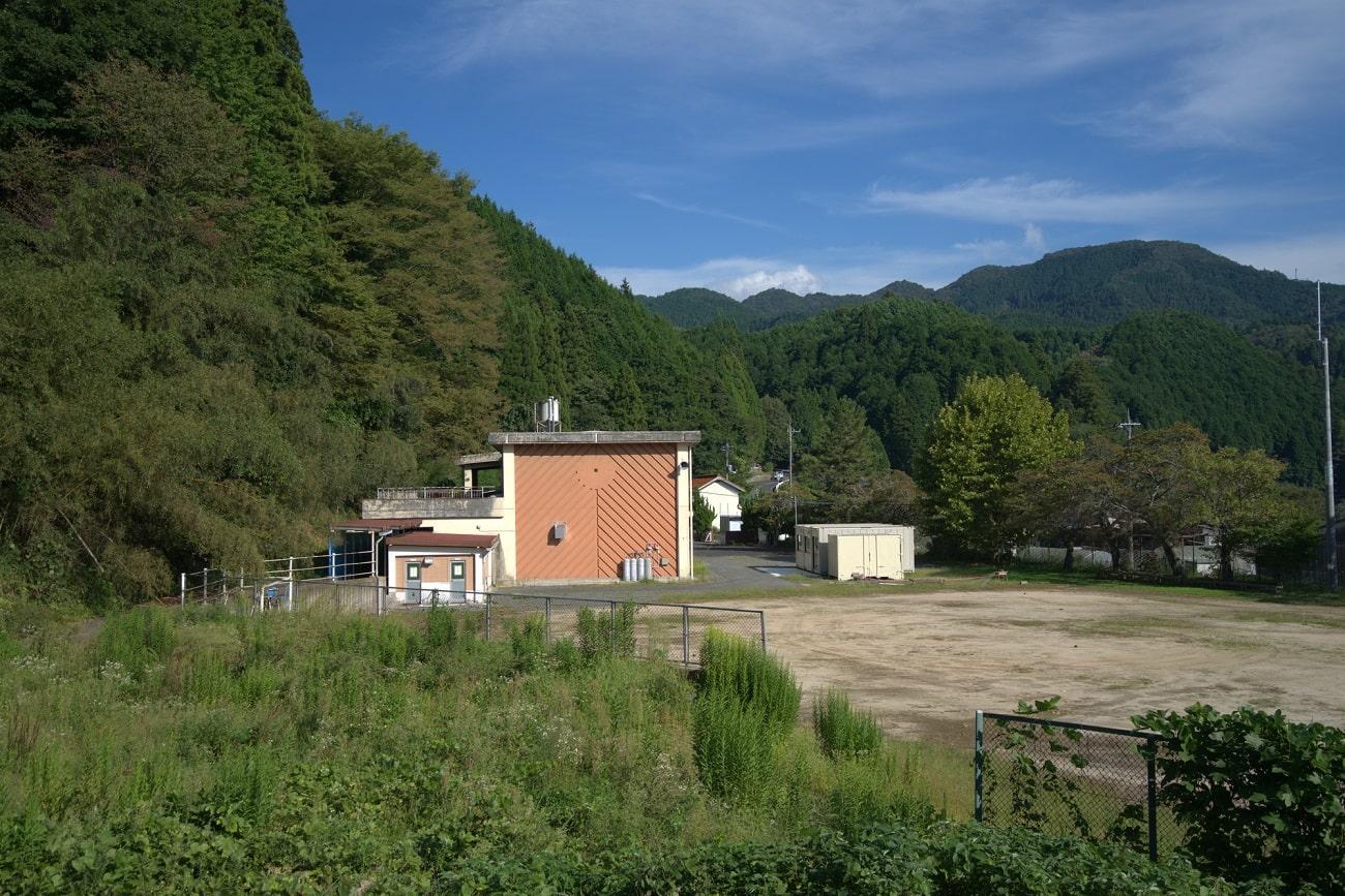 記事真庭市立美甘中学校 閉校のイメージ画像